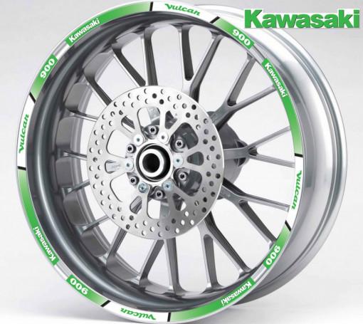 Rim Stripes - Kawasaki Vulcan 900