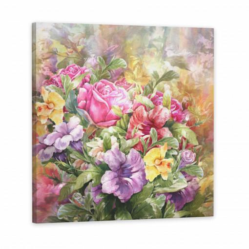 Tablou Canvas, Buchet de Flori