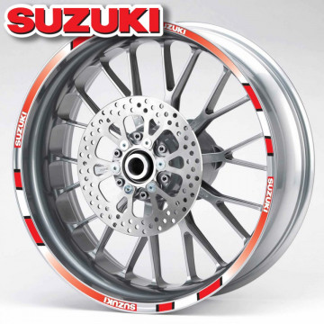 Rim Stripes - Suzuki