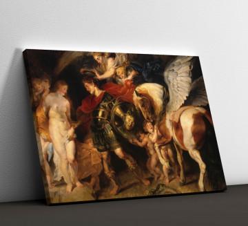 Tablou Canvas, Perseus si Andromeda