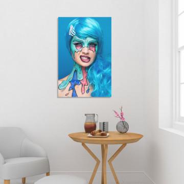 Tablou Canvas, Woman
