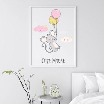Tablou - Cute Mouse