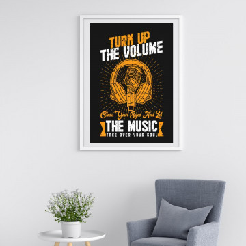 Tablou - Turn up the volume