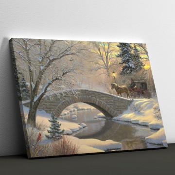 Tablou Canvas, Podul de piatra