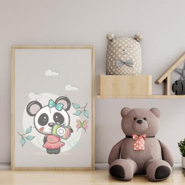 Tablou - Ursuletul panda