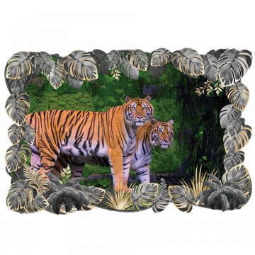 3D Sticker perete - Animale salbatice23