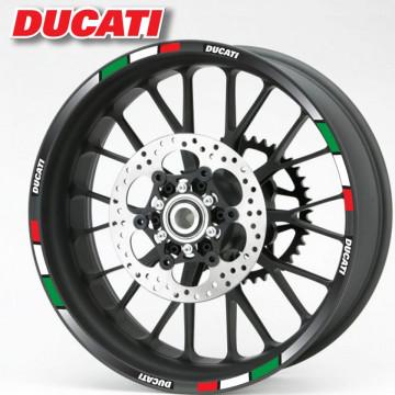 Rim Stripes - Ducati