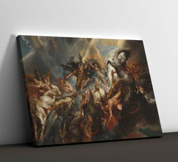 Tablou Canvas, Caderea lui Phaeton