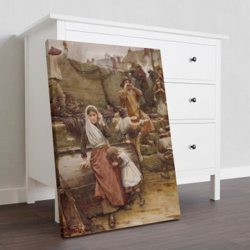 Tablou Canvas, Old painting