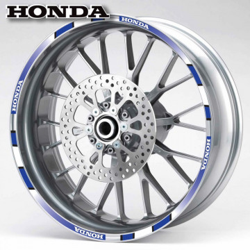 Rim Stripes - Honda