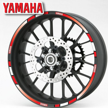Rim Stripes - Yamaha