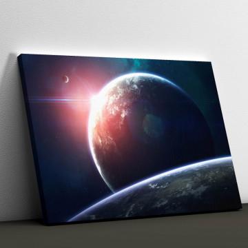 Tablou Canvas, Frumusetea Universului