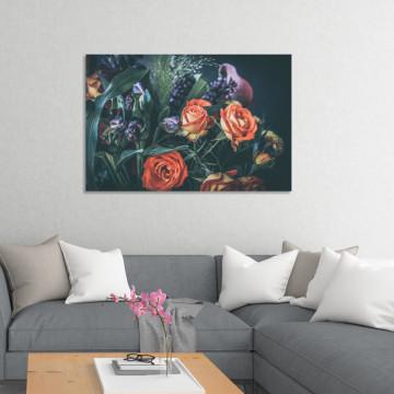 Tablou Canvas, Trandafiri