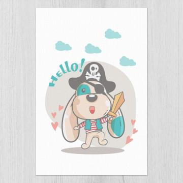 Tablou - Catelusu marinar