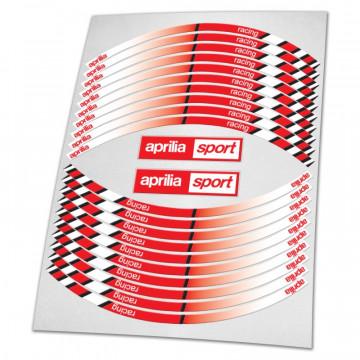 Rim Stripes - Aprilia