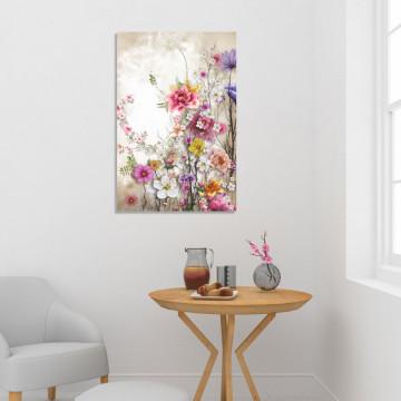 Tablou Canvas, Floricele