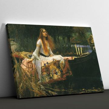 Tablou Canvas, Pictura lui John William