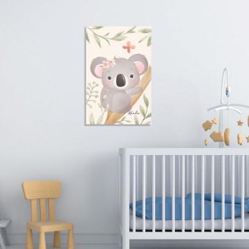 Tablou Canvas, Ursuletul Koala