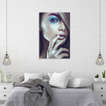 Tablou Canvas, Abstract Make-up
