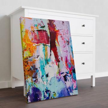 Tablou Canvas, Color splash