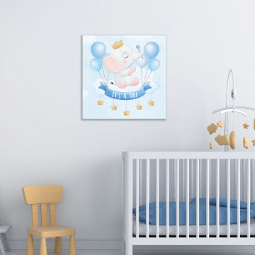 Tablou Canvas, It'a a boy