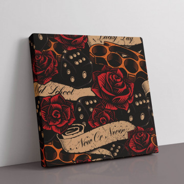 Tablou Canvas, Now or never