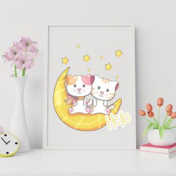 Tablou - Pisicute