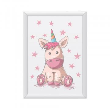 Tablou - Unicornul cu stelute