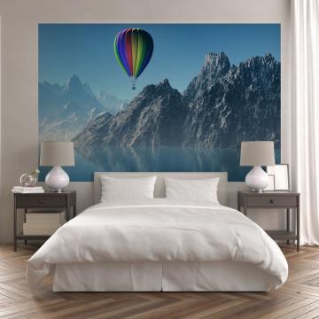 Fototapet autoadeziv - Balon cu aer cald