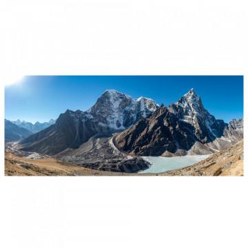 Fototapet autoadeziv - Peisaj de munte