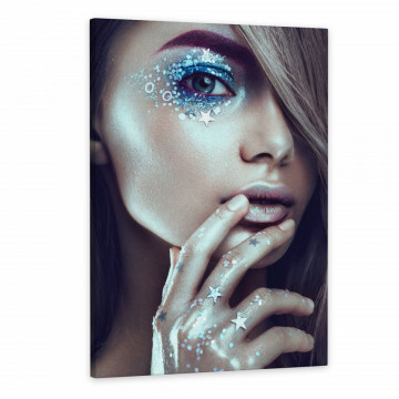 Tablou Canvas, Abstract Make-up