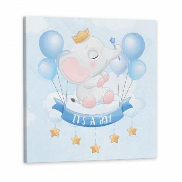 Tablou Canvas, It's a boy