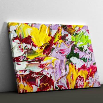 Tablou Canvas, Jocul culorilor