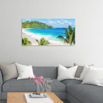 Tablou Canvas, Oceanul & Plaja