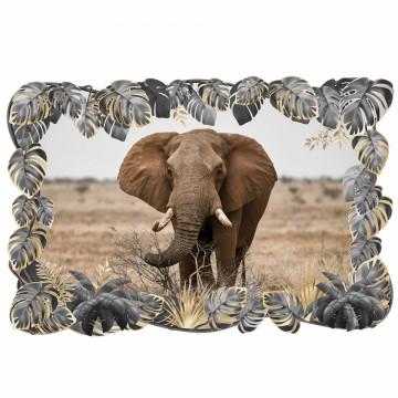 3D Sticker perete - Animale salbatice25