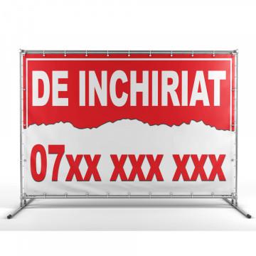 Banner personalizat - De Inchiriat