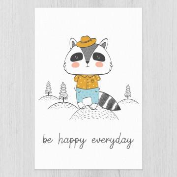 Tablou - Be happy everyday