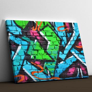 Tablou Canvas, Graffiti