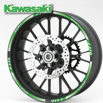 Rim Stripes - Kawasaki ZX6R
