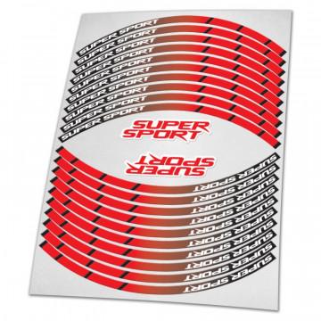 Rim Stripes - Super Sport