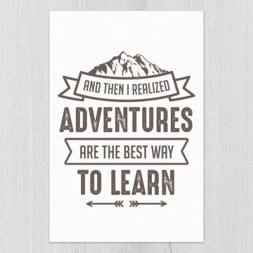 Tablou - Adventures