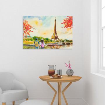 Tablou Canvas, Paris