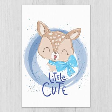 Tablou - Caprioara Little cute