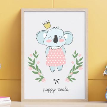 Tablou - Happy Coala