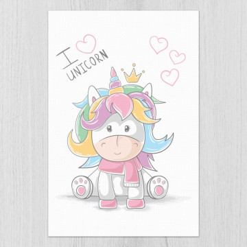 Tablou - Unicornul