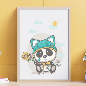Tablou - Ursuletul little panda