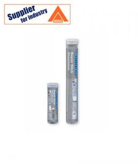 Poze Adeziv pe baza de rasina epoxidica cu miez de aluminiu Repair Stick Aluminiu pentru reparatii rapide, rezistent la rugina 115g
