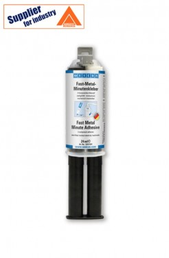Poze Adeziv epoxidic Fast Metal 24ml rezistent la soc, intarire rapida