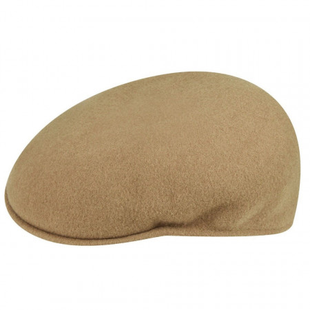 Basca Kangol Wool 504 Camel
