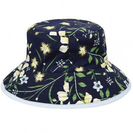 Palarie Betmar Florence Bucket Floral Bleumarin 5